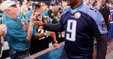 Sources: Titans great George to coach Tenn. St.
