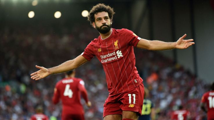 Liverpool class summed up by Salah as Arsenal are swept aside