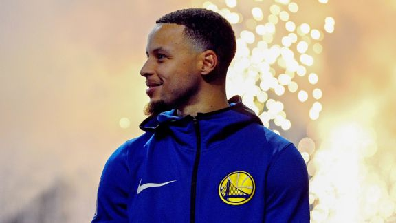 Solo Steph: Get ready for a wild Curry stat line