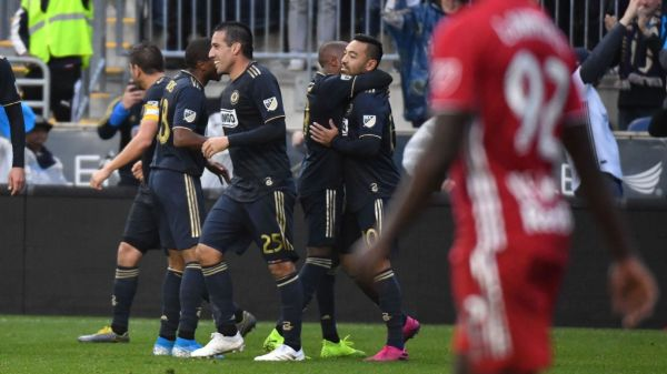 Philadelphia Union rally for extra-time playoff win over New York Red Bulls