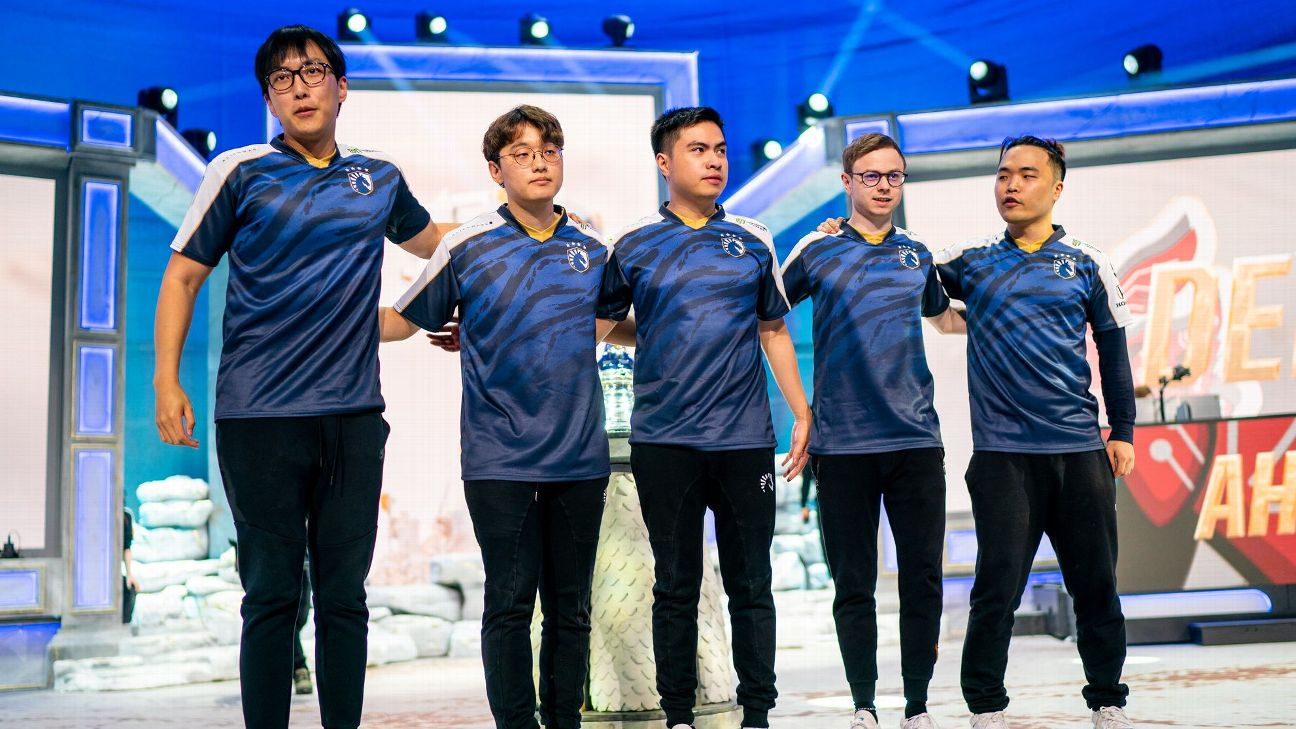 The Woes Of North American League Of Legends
