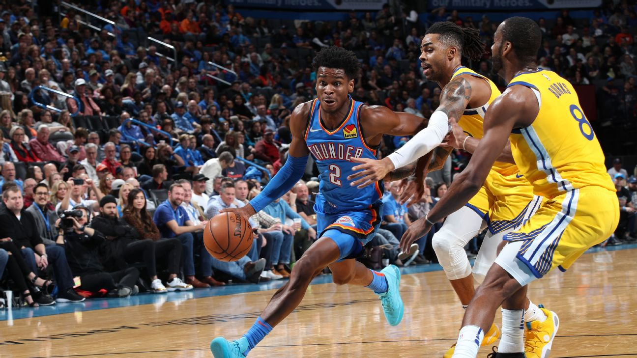 Paying respects to the unrealized potential of the Warriors-Thunder rivalry