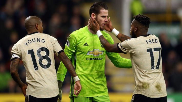 De Gea, Martial 7/10 as Man United win to stay pace in top-4 race