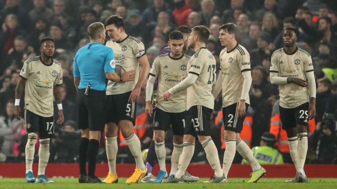 Manchester United - Maguire 4 of 10 as defensive woes hamper in loss to  Liverpool