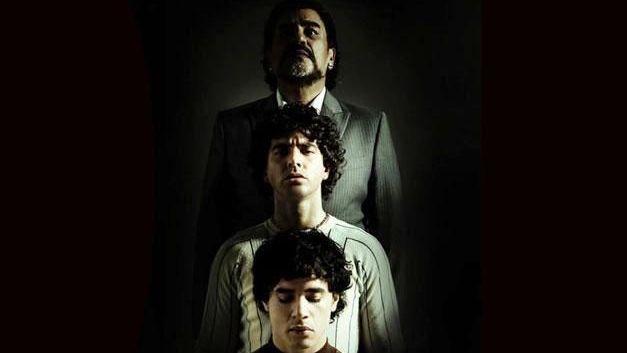 Maradona, sueño bendito', los tres Diegos desde dentro