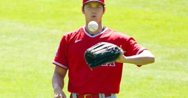 Ohtani waylaid by traffic, scratched from start