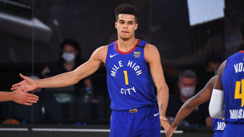 Nuggets' Michael Porter Jr. blames Clippers' doctor for fall in draft - ABC7 Los Angeles