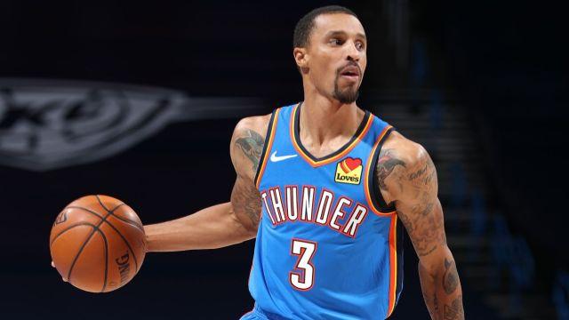 George Hill heads to Philadelphia 76ers as part of 3-team deal involving  New York Knicks, Oklahoma City Thunder