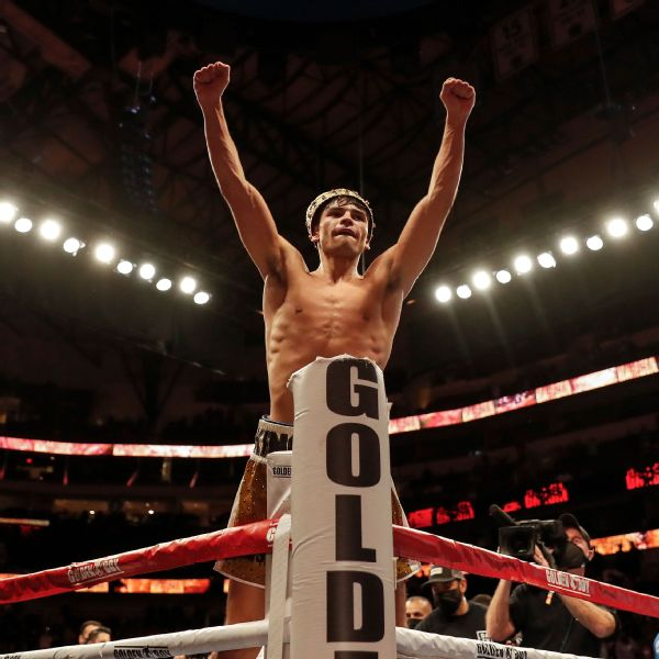 Garcia abruptly pulls out of fight against Fortuna