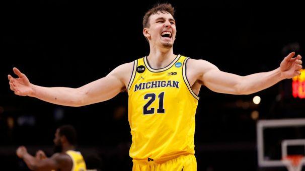 Michigan Wolverines' Franz Wagner enters 2021 NBA draft