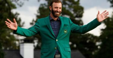 The 'soccer dad' side of Dustin Johnson the world never sees