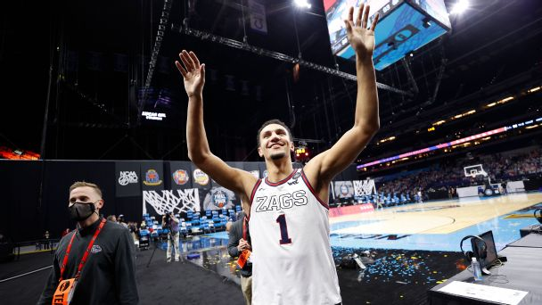 Men's 2021 National Championship: Gonzaga-Baylor matchup is two years in the making