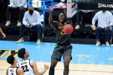 Baylor overwhelms Gonzaga to win NCAA title
