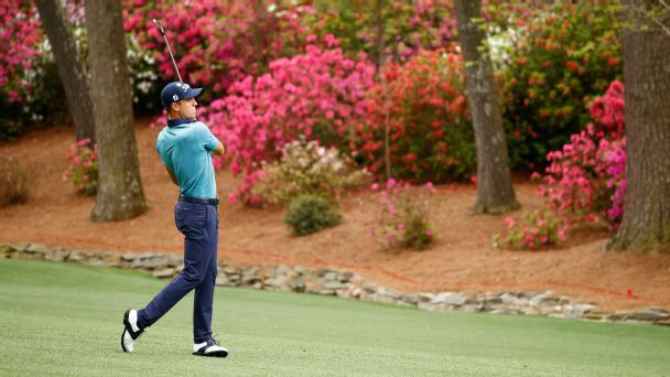 Don't take your eyes off these players on the jam-packed Masters leaderboard
