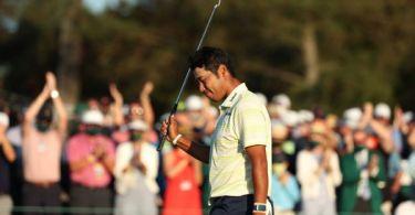 Matsuyama makes history with Masters triumph