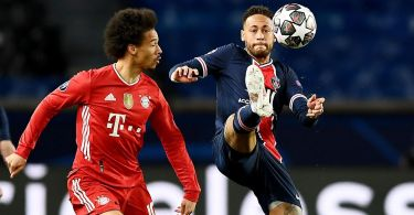 Follow live: Mbappe, PSG look to punch ticket to semifinals