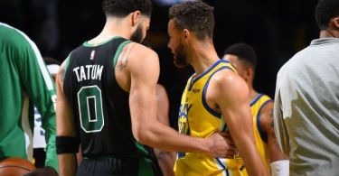 Tatum scores 44, earns Curry's respect after duel