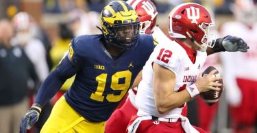 Meet the NFL draft's most extraordinary prospect, Kwity Paye