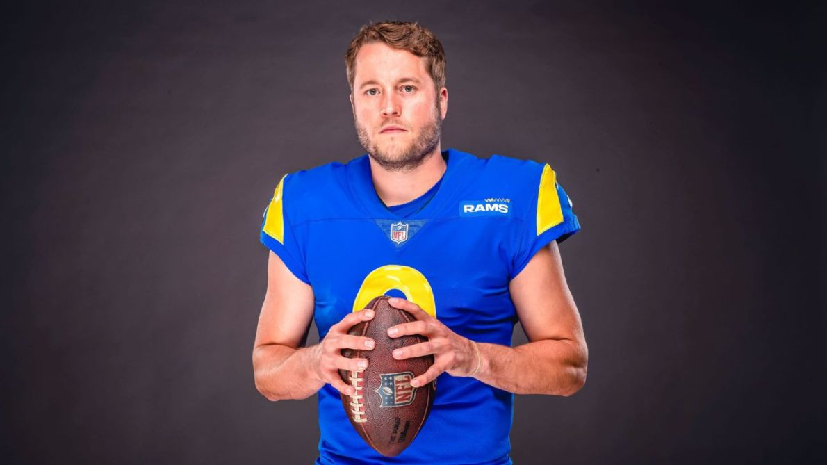 Matthew Stafford says thumb fine, outlook bright in first offseason with Los  Angeles Rams