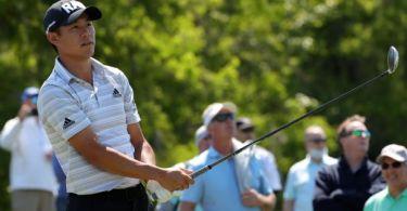 Collin Morikawa's run to a PGA Championship started at  an hour