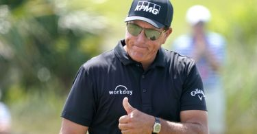 At 50, Mickelson still loves the chase and caught himself one more major championship