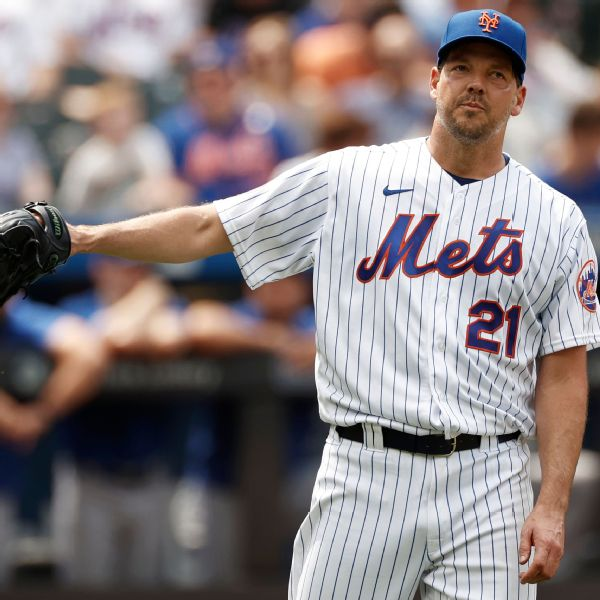 Mets win as newly acquired Hill makes N.Y. debut