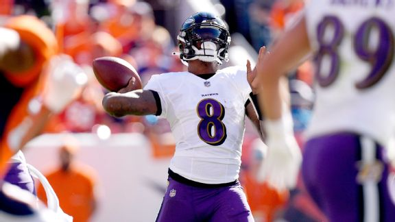 Inside the incredible numbers that define success for Ravens QB Lamar Jackson