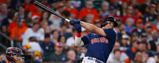 Follow live: Martinez's first-inning grand slam has Red Sox out front