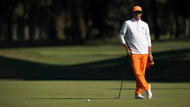 Why the rest of 2021 is so important to Rickie Fowler