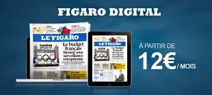 L'intégrale du Figaro sur tous vos écrans