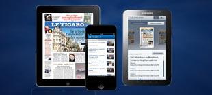 Toutes les applications mobiles du Figaro