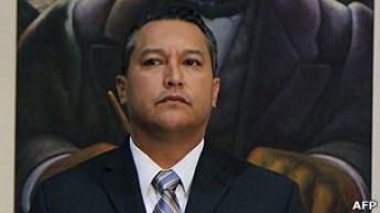 Exsecretario de Gobernación, Francisco Blake Mora
