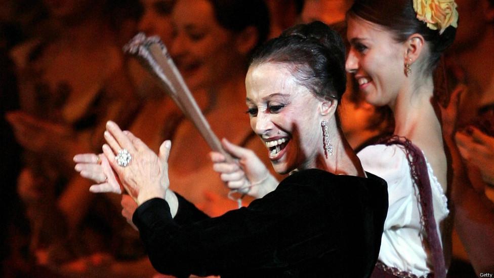 Майя Плисецкая: фото из жизни великой балерины