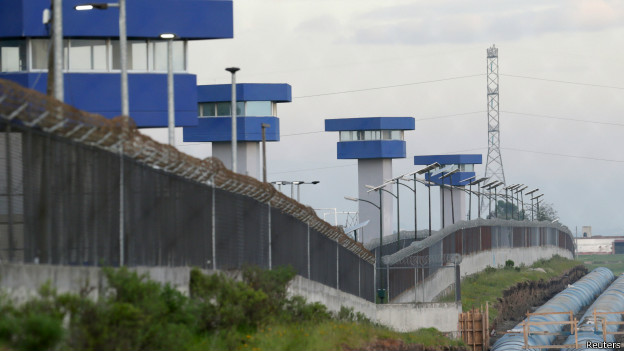 Cárcel de El Altiplano
