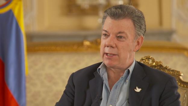 Juan Manuel Santos (foto de archivo)