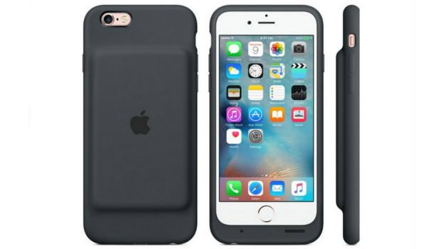 Carcasa con batería de iPhone