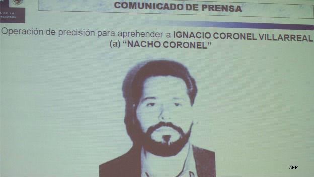 Ignacio Coronel Villarreal, El Nacho