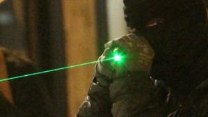 Cada tipo de láser tiene una potencia diferente y muchos se venden en internet de manera ilegal.