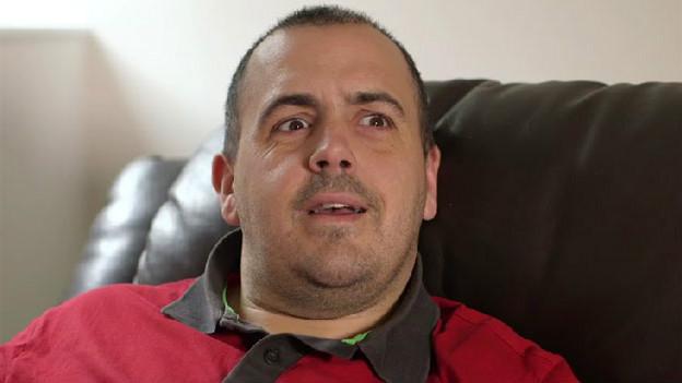 Pete también se sometió a una dieta y a ejercicios para bajar de peso.