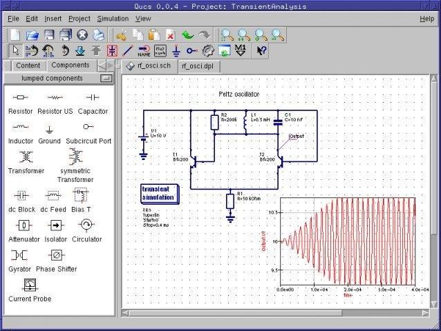 Quite Universal Circuit Simulator Download