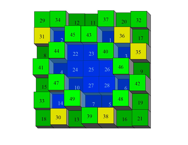 Water Retention On Magic Squares Solver