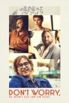 Image result for Don't Worry, He Won't Get Far on Foot 2018 letterboxd
