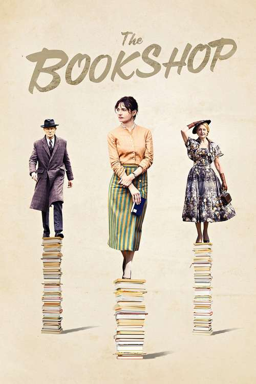 Movie poster for The Bookshop