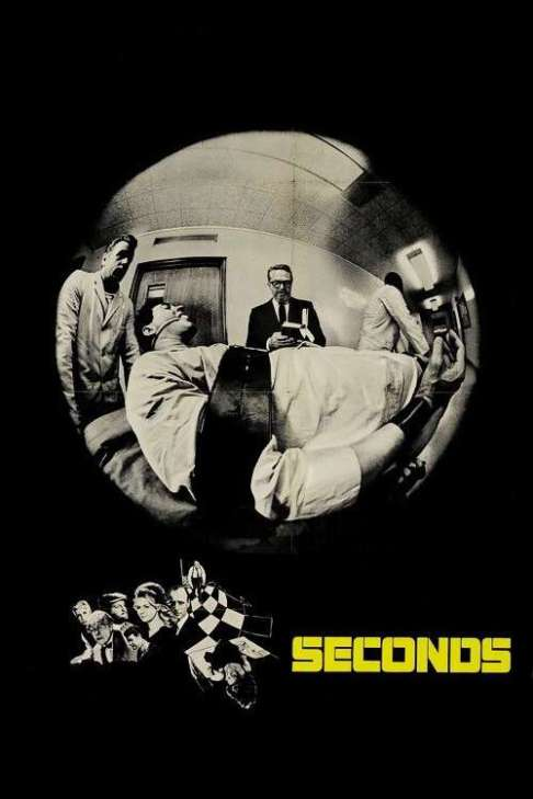 Image result for seconds 1966 poster