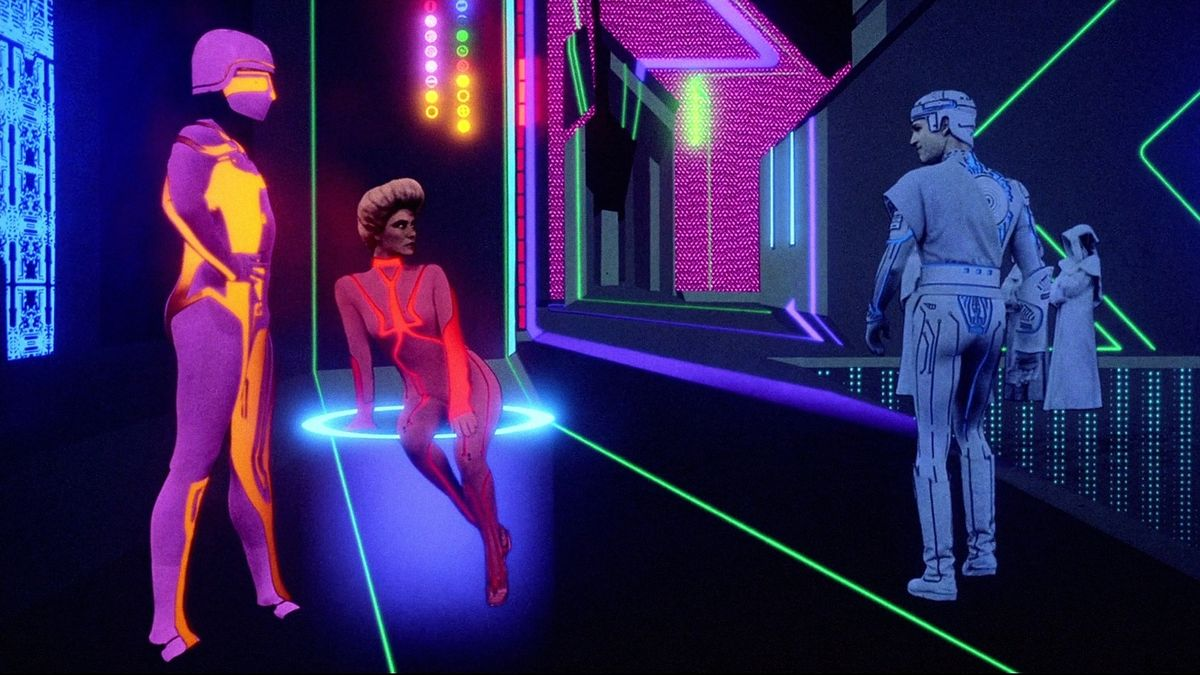 Image result for tron 1982