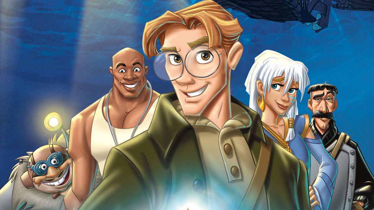 Atlantis: The Lost Empire live-action is in development