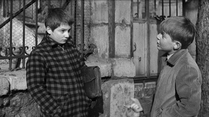The 400 Blows (1959) directed by François Truffaut • Reviews, film ...