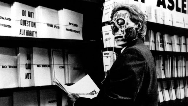 Image result for john carpenter they live