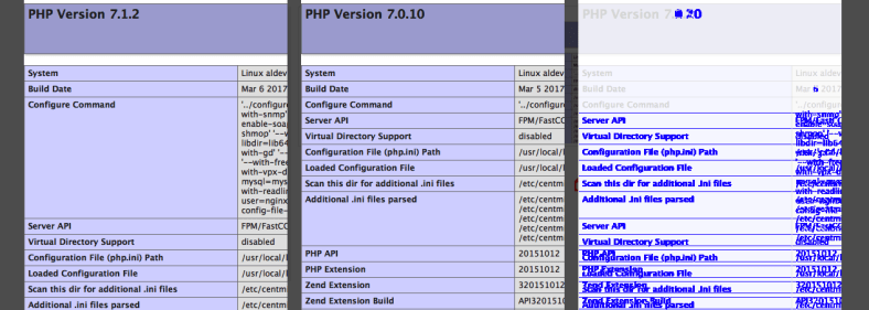 My PHP Info