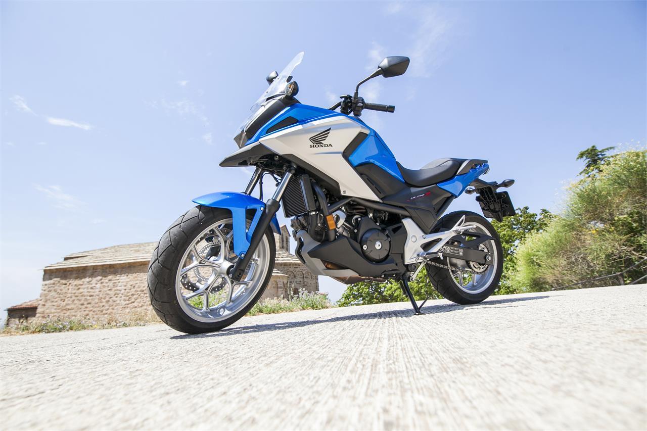 Honda NC750X DCT: ¿La moto total? - foto 2